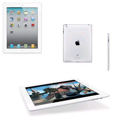 New Apple iPad 2 64GB WiFi & 3G White (Special Import)